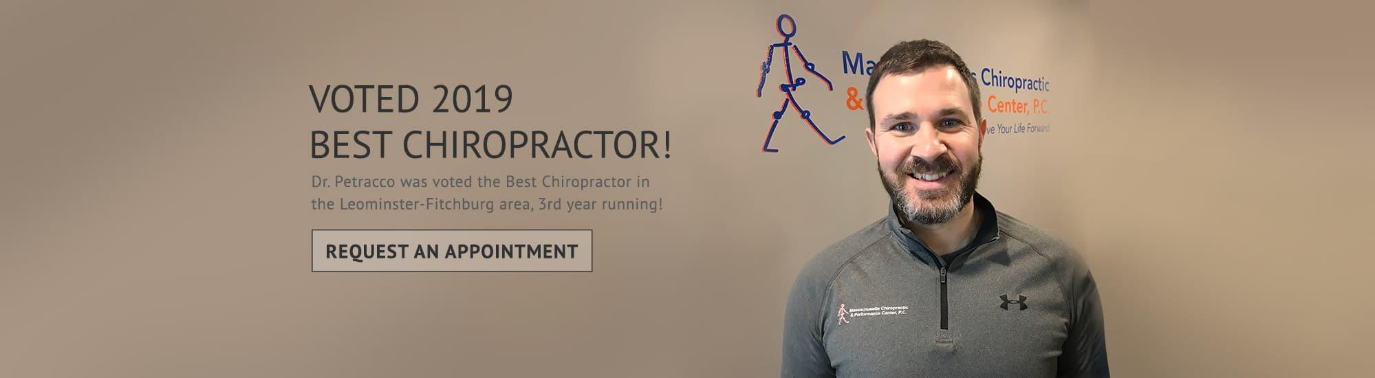 Massachusetts Chiropractic and Performance Center, P.C. Chris Petracco